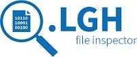 LGH File Inspector - Logo